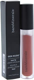 ベアミネラル Gen Nude Matte Liquid Lipcolor - Friendship 4ml/0.13oz並行輸入品
