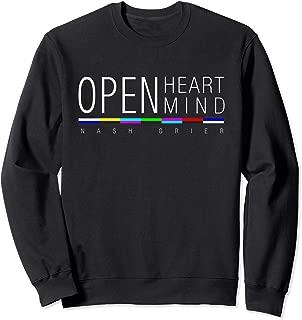 Open Heart Open Mind Sweatshirt