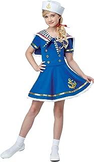 Sailor Girl Child Costume