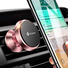 Car Phone Mount VICSEED Magnetic Phone Car Mount Magnet Air Vent Mount Phone Holder for Car Compatible with iPhone 11 Pro XS Max XR X 8 7 6 Plus, Samsung Galaxy Not10 10+ S10 S10+ S10e S9 All Phones