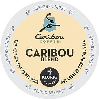 Keurig, Caribou Coffee, Caribou Blend, K-Cup Counts, 50 count