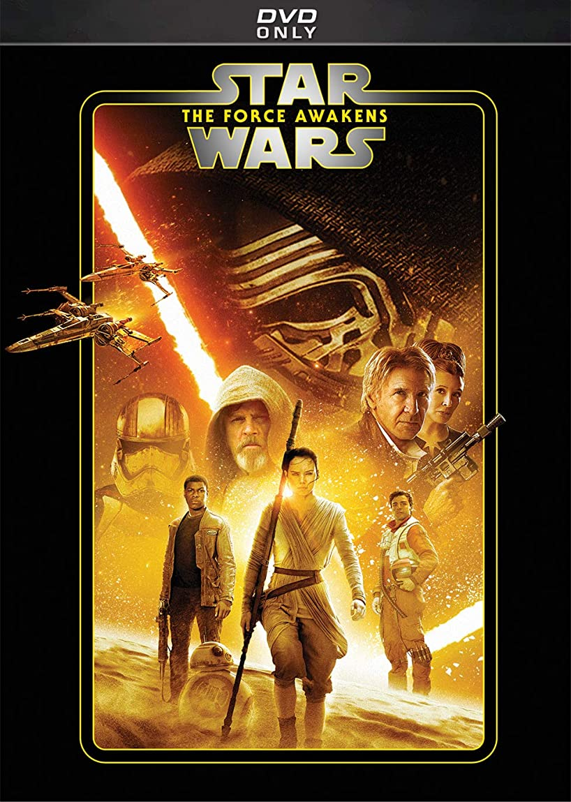 スペインどちらか崇拝しますStar Wars: Episode VII: The Force Awakens [DVD]