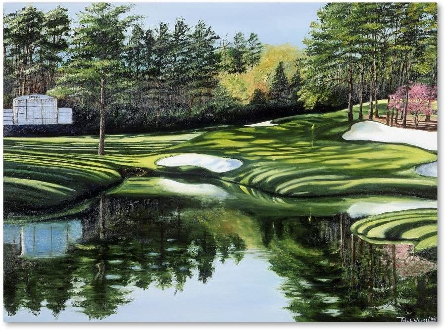 Masters mart by Paul Walsh Wall Art Ranking TOP19 Canvas 24x32-Inch
