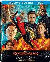Spider-Man (Lejos de Casa Steelbook) [Blu-ray]