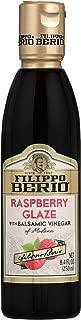 Filippo Berio Raspberry Balsamic Glaze, 8.4 Ounce