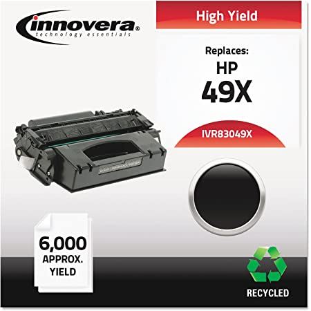 IVR83049X - Innovera Remanufactured Q5949X 49X Laser Toner