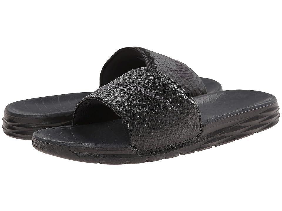 91edf39a1cd1 ... UPC 888408304247 product image for Nike - Benassi Solarsoft Slide 2 ( Black Anthracite)