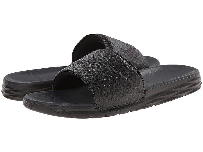 2fdaa627 Nike Benassi Solarsoft Slide 2 at Zappos.com