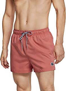 Speedo Men's Swim Trunk Short Length Redondo Solid