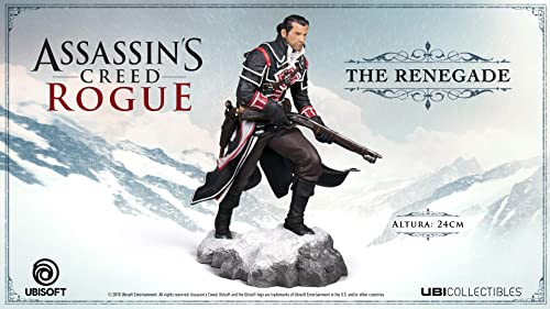 Assassin's Creed Rogue: Figurine Shay