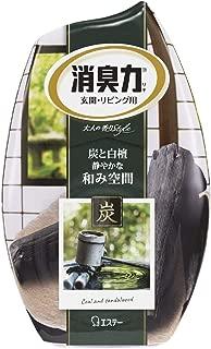お部屋の消臭力 消臭芳香剤 部屋用 部屋 炭と白檀の香り 400ml