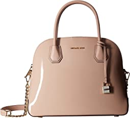 MICHAEL Michael Kors Mercer Large Dome Satchel