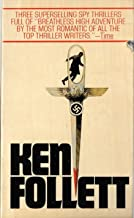 Ken Follet Signet Gift Pack: Eye of the Needle, Triple, The Key to Rebecca