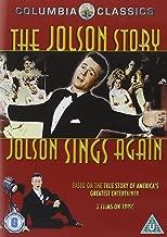 Jolson Story / Jolson Sings Again Region 2  Region2 Requires a Multi Region Player