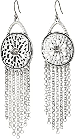 Lucky Brand - Sugarplum Fringe Earrings