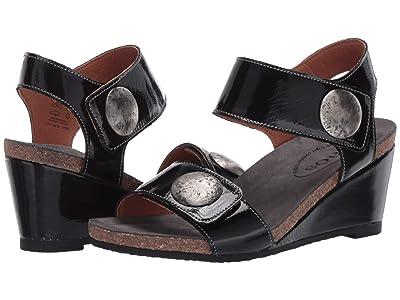 Taos Footwear Carousel 2 (Black Patent) Women
