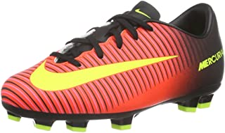 "Nike JR mercurial vapor XI FG ,中性款婴儿"" 足球靴"