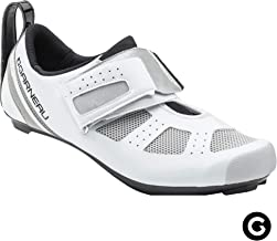 Louis Garneau Men's Tri X-Speed III Triathlon Cycling Shoes for Racing and Indoor Biking, Compatible with Major Road and SPD Pedals
