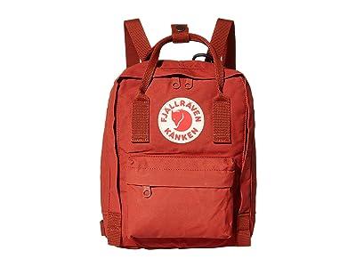 Fjallraven Kanken Mini (Autumn Leaf) Backpack Bags