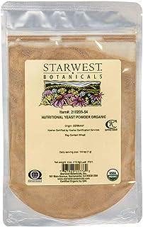 Organic Nutritional Yeast Powder - 4 oz