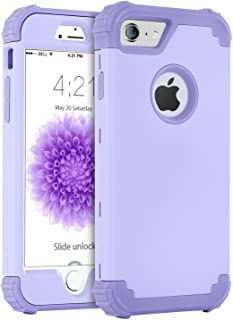 Sponsored Ad - iPhone 6S Case, iPhone 6 Case, BENTOBEN 3 in 1 Slim Hybrid Hard PC Soft Silicone Rugged Rubber Bumper Heavy...