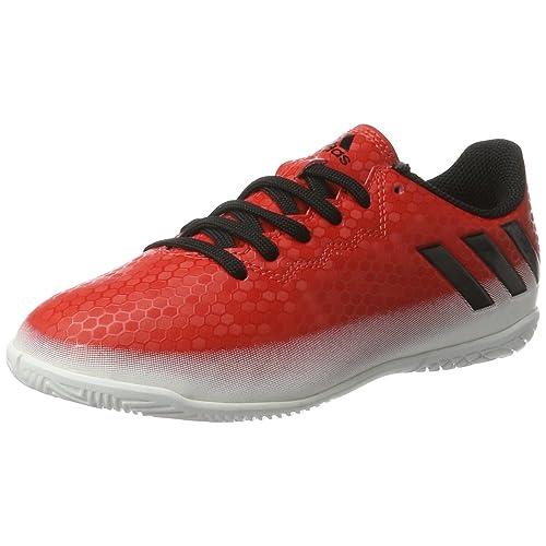 best cheap c945b 5c55c adidas Messi 16.4 In, Botas de fútbol Unisex para Niños
