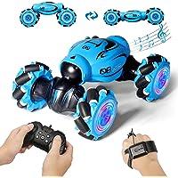Deals on FLYNOVA RC Stunt Car Remote Control Gesture Sensor Toy Car