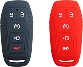 Best 2016 ford f150 key fob cover Reviews