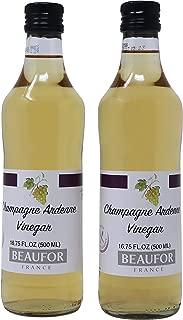 Champagne Vinegar (2 pack)