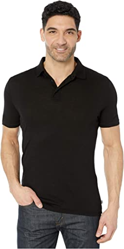 Merino Light Short Sleeve Polo