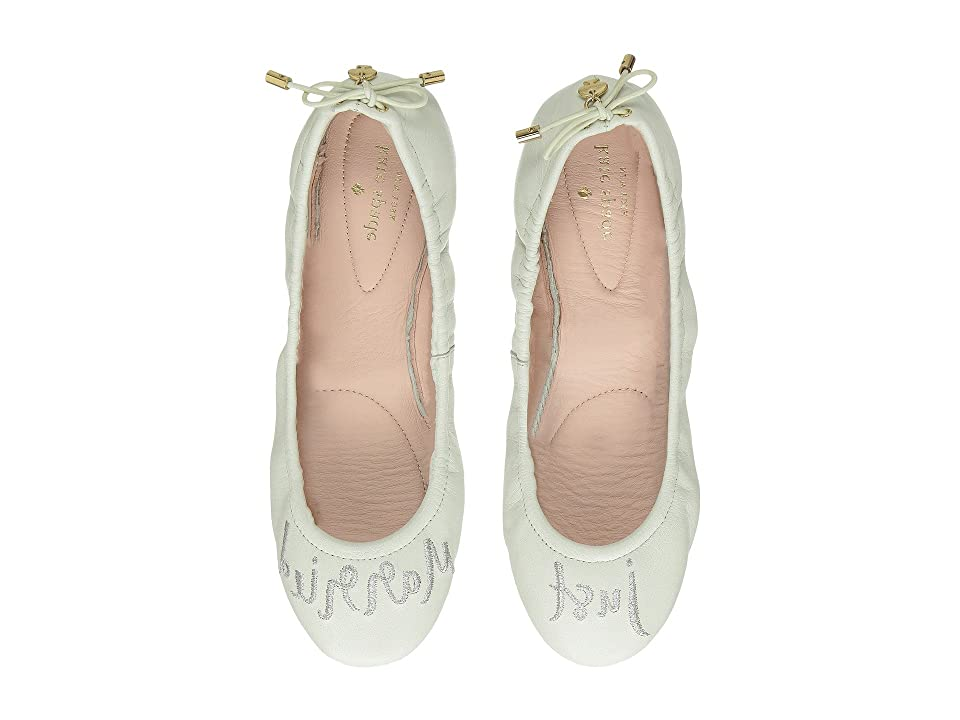 Kate Spade New York Gwen (Palest Mint Nappa) Women