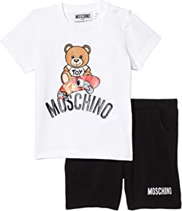 Toy T-Shirt and Shorts Set (Infant/Toddler)