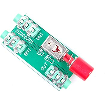 KNACRO Audio Switching Board 3.5mm Audio Input A/B Group Input Switch Select Output