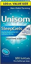 Unisom SleepGels 100 Count Value Pack (Pack of 2)