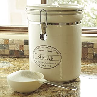 CHEFS Fresh Valley Farm Canisters: sugar