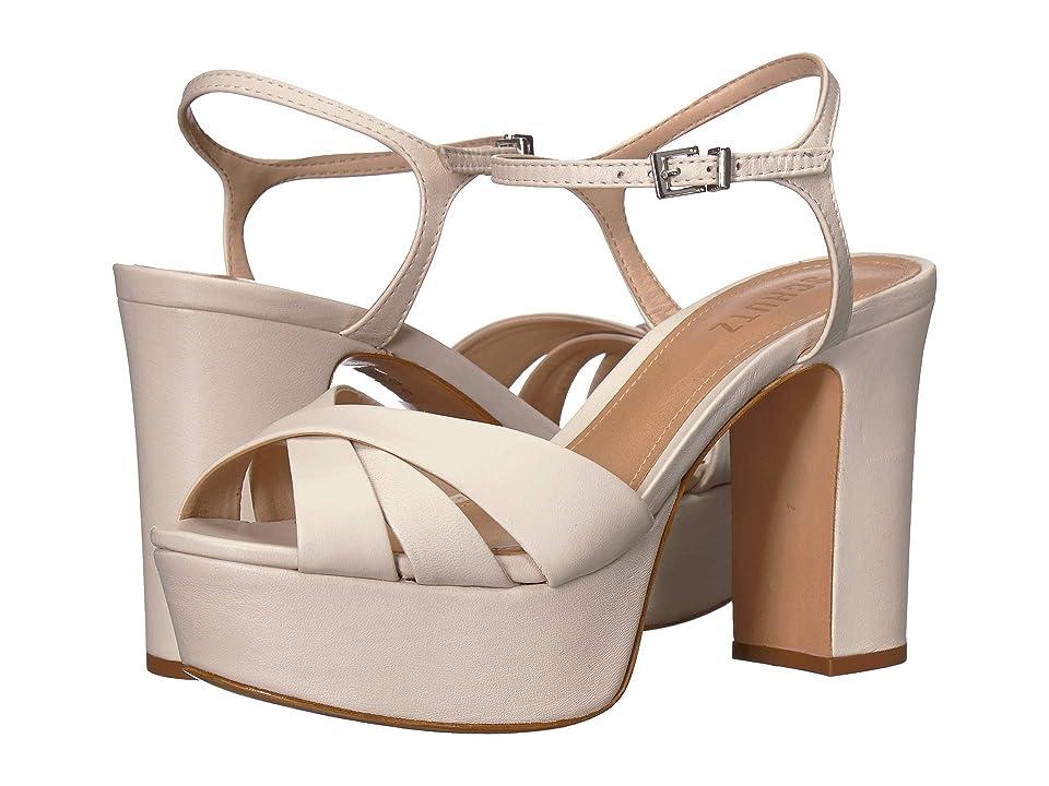 Schutz Keefa (Pearl) High Heels