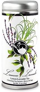 Lemon Lavender Tea: All Natural Green Tea All-Natural, 24 servings