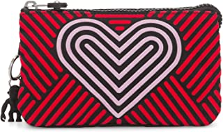 Kipling Women's Creativity Large Pouch, Heart, One Size