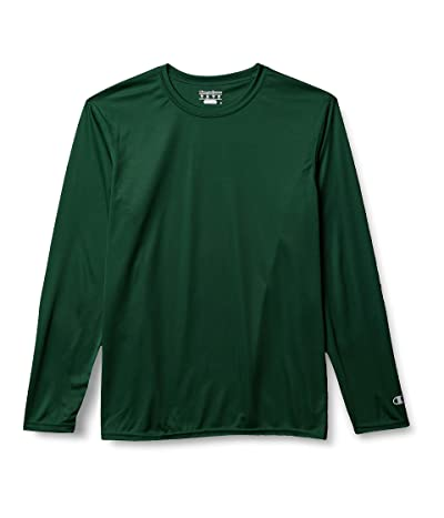 Champion Long Sleeve Double Dry Performance T-shirt