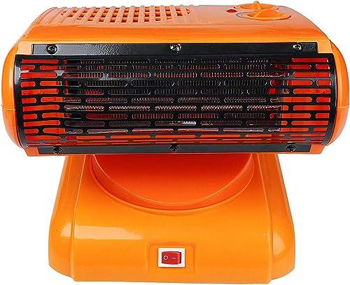 precios mas baratos MASUNN 220V 500W Calentador Eléctrico Eléctrico Eléctrico Ventilador Ahorro De Energía Mini Escritorio Caliente Aire Acondicionado Home Office  increíbles descuentos