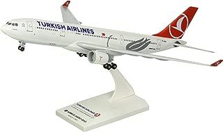 Daron Skymarks Turkish A330-200 with Gear Model Kit (1/200 Scale)