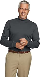 Port Authority Interlock Knit Mock Turtleneck