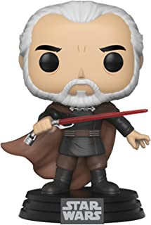 Funko Pop! Star Wars Smuggler's Bounty Exclusive Count Dooku #233 Vinyl Figure