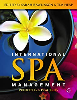 International Spa Management: Principles and practice