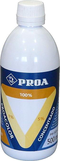 COLORANTE CONCENTRADO PROACOLOR.Tinte para productos al agua.