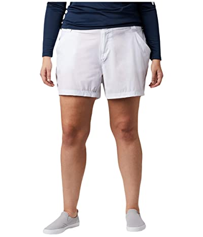 Columbia Plus Size Coral Point III Shorts Women