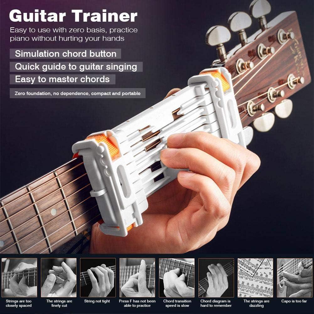 per principianti e adulti Strumento per imparare a suonare la chitarra Banane