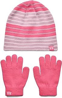 Girls' Beanie Glove Combo