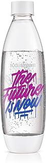 SodaStream Bottle, 1L Single, White