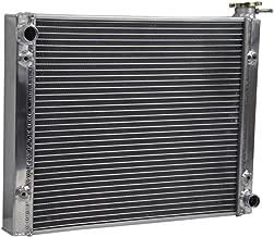 Primecooling 2 Row Full Aluminum Radiator for Polaris RZR XP 1000 EPS/ RZR XP 4 1000 EPS More Models 2014-17